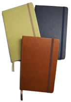Blank faux leather journals wholesale